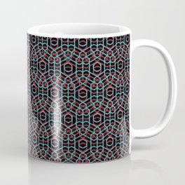 Beautiful Pattern #25 Psychedelic Pattern Coffee Mug
