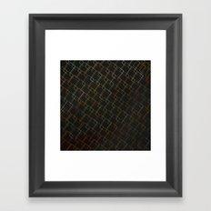 Square Traffic  Framed Art Print