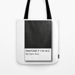 My Dark Soul Tote Bag