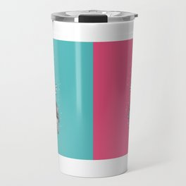 Love Yourself by Lilly K and Jenna Rose Simon Travel Mug