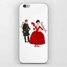Vive le Frasers! iPhone Skin
