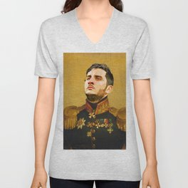 manolas Unisex V-Neck
