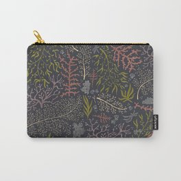 Coral Reef Pattern Carry-All Pouch