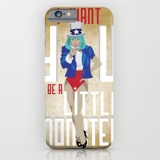 For The Monsters iPhone & iPod Case