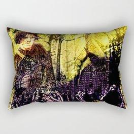"TNTs Shakespeare Serie ""Will"" Rectangular Pillow"