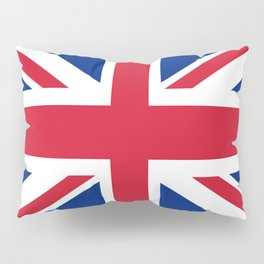 British Flag Pillow Sham
