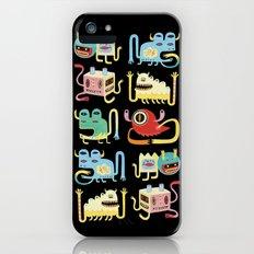 Petits monstres  Slim Case iPhone (5, 5s)