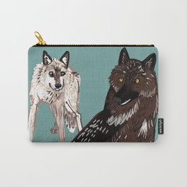 Yukon Wolves Carry-All Pouch
