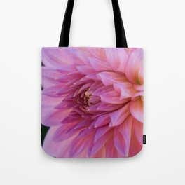 Dahlia Fantasy Tote Bag