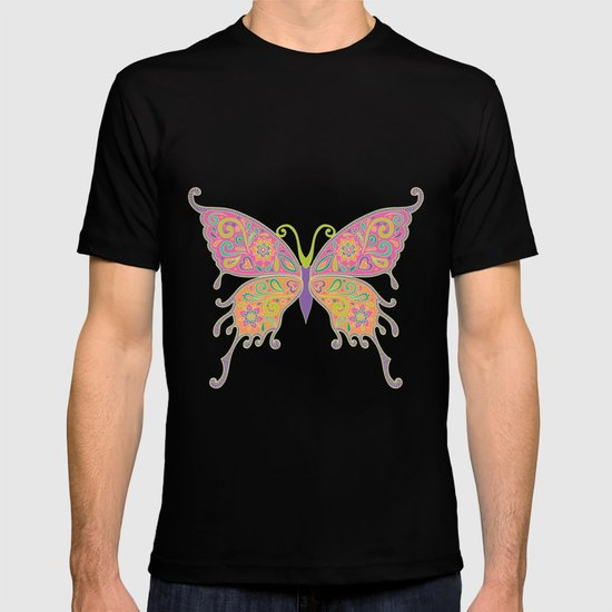 Butterflies Are Free To Fly... T-shirt