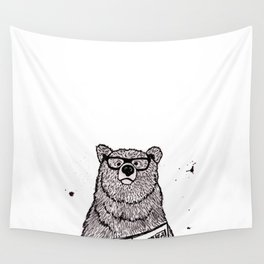 Smarter than the average... Wall Tapestry