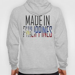 Made In Philippines Hoody