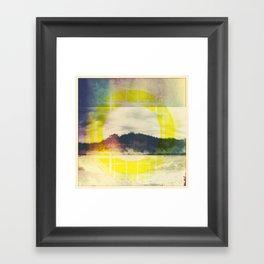 The Rising Framed Art Print