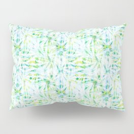 Summer Vibes Tie Dye in Fresh Pillow Sham