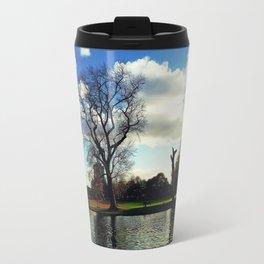 leicester abbey park Travel Mug