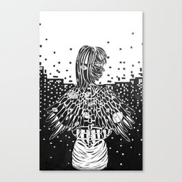Perception Canvas Print