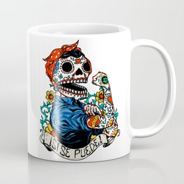 We Can Do It Skull Coffee Mug