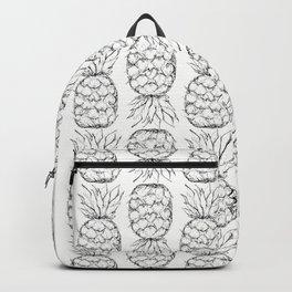 pineappleprint Backpack