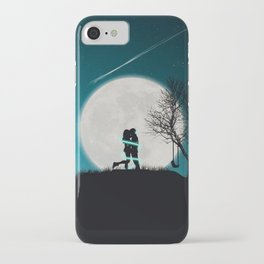 Moon of Love iPhone Case