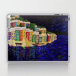 Night in Tuscany Laptop & iPad Skin