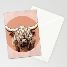 2021 Year of the Ox Stationery Cards