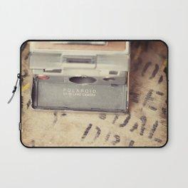 VIntage Polaroid SX-70 Laptop Sleeve