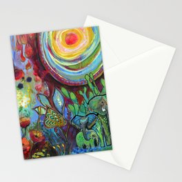Our Sun Stationery Cards