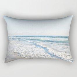 San Diego Waves Rectangular Pillow
