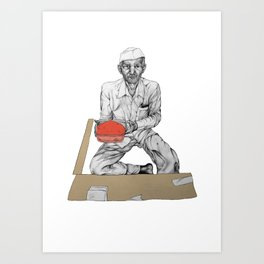 Colorant Art Print