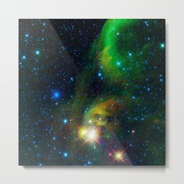 708. Star Clusters Young and Old, Near and Far Metal Print