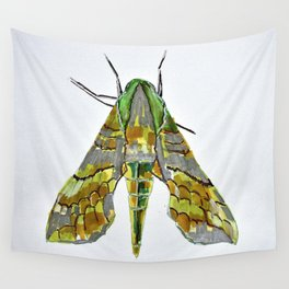 Pluto sphinx Xylophane Wall Tapestry