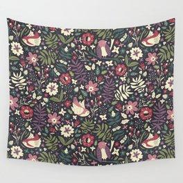 Little Birds Wall Tapestry