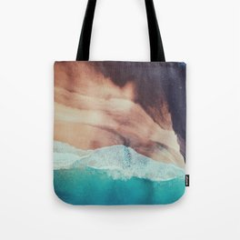 Giant leap Tote Bag