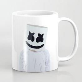 Marshmello Marshmello Box Coffee Mug