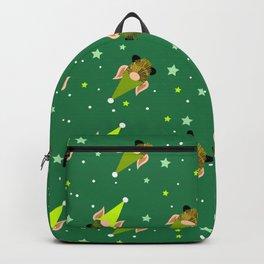 Holiday Elves - Gnomes v1 Backpack