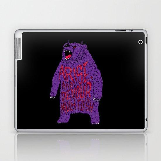 Arise and Devour Much Flesh Laptop & iPad Skin