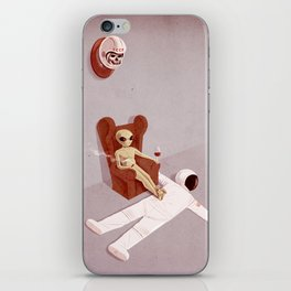 The Hunter iPhone Skin