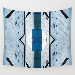 Shadow Play Abstract Wall Tapestry