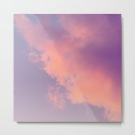 Pastel Twilight Metal Print