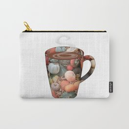 pumpkin spice tall mug - coffee cup series Carry-All Pouch