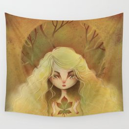 """""""Great-Rooted Blossomer"""" Wall Tapestry"""