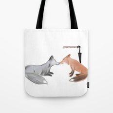 Fox!Mystrade Tote Bag
