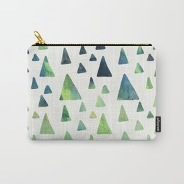 Cute Abstract Pattern 1 Carry-All Pouch