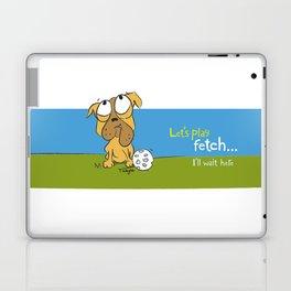 Fetch Laptop & iPad Skin