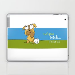 Fetch Laptop & iPad Skin