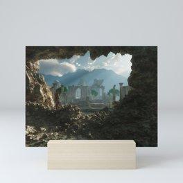 The Lost City of H'sthiris Mini Art Print