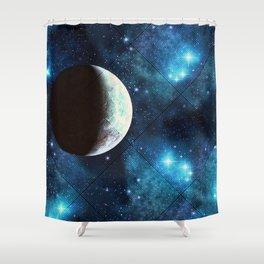 Moonbeam Shower Curtain