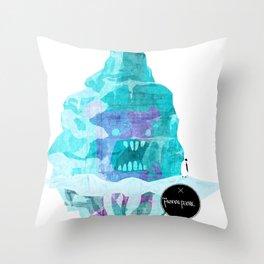 Frozen Fun Throw Pillow