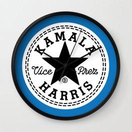 Kamala All Star Wall Clock