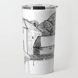 Claverton Pumping Station Travel Mug